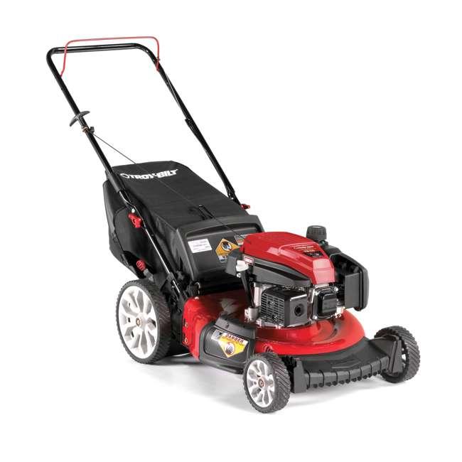 TB-11A-B2MR766 Troy Bilt TB130 21 Inch 159cc Gas Mulching Push Walk Behind Lawn Mower, Red