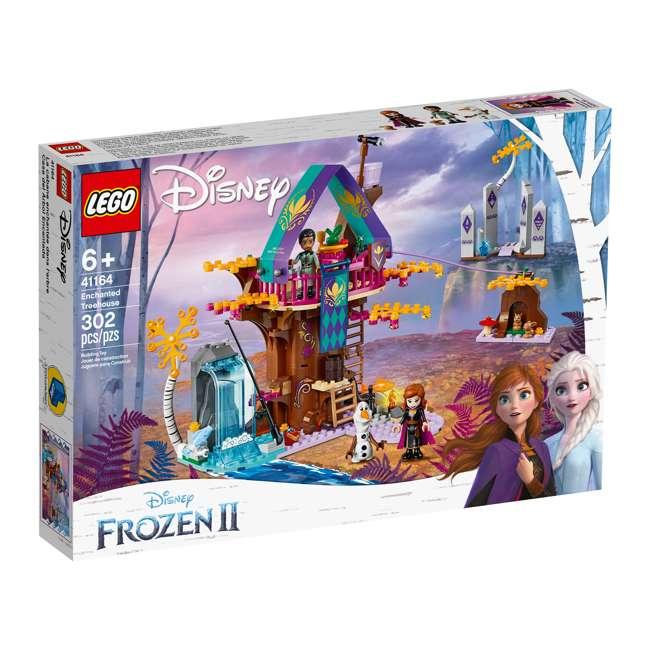 6251006 LEGO 41164 Frozen II Enchanted Treehouse Block Building Kit w/ 3 Minifigures 1