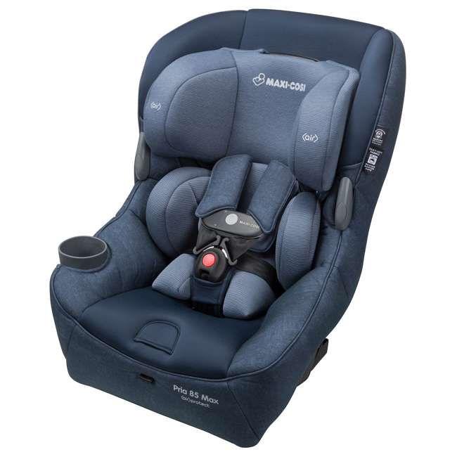 CC212EMQ Maxi-Cosi Pria 85 Max Convertible Infant Car Seat, Nomad Blue