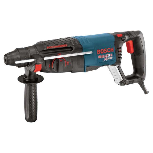 "11255VSR Bosch Bulldog Xtreme 1"" SDS-plus D-Handle Rotary Hammer (Refurbished, Open Box)"