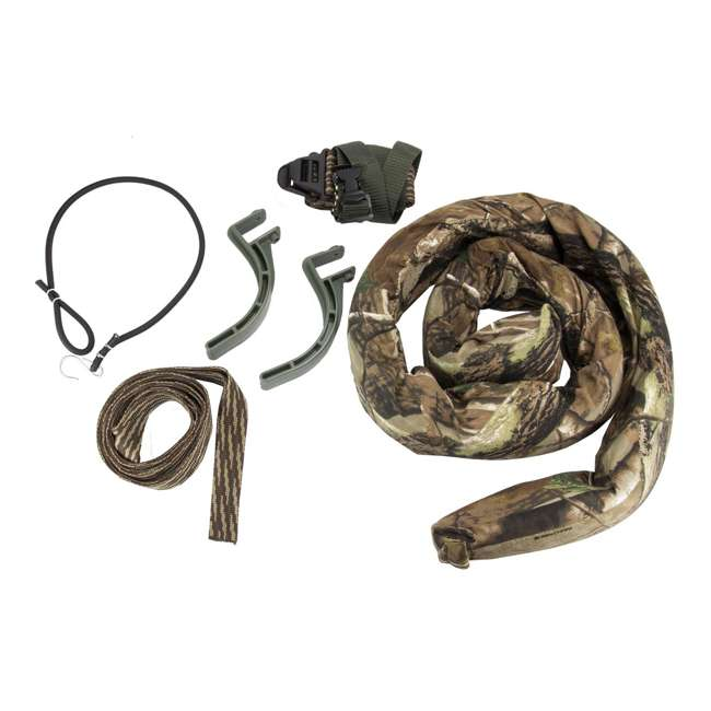 81052-VIPCLASSIC + HME-BTS Summit Viper Classic Treestand & HME Products 30 Inch Target Stand 3