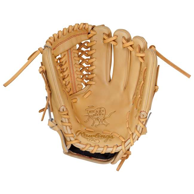 PRO205-4C Rawlings Heart of the Hide 11.75-Inch Infield Adult Baseball Glove 2
