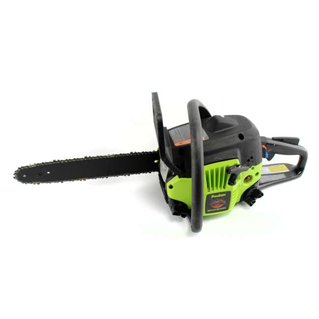 P3314-RB Poulan P3314 14-Inch 33cc Gas Chainsaw (Refurbished) 3
