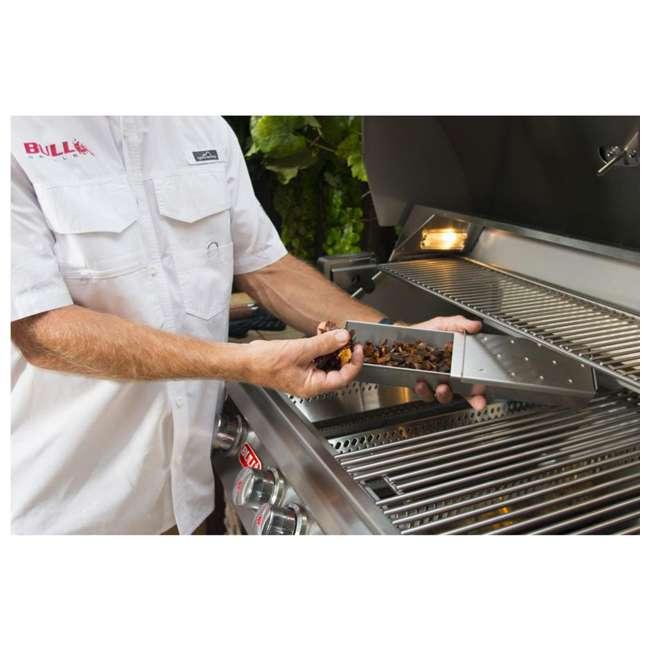 BOPA-75000 Bull Easy Fill Stainless Steel Smoker Box 3