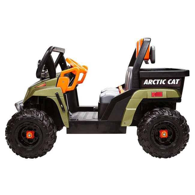 Fisher Price Power Wheels Arctic Cat Reviews