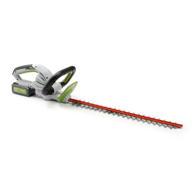 PHT140 Powersmith 40-Volt Max Cordless Hedge Trimmer (2 Pack)  1