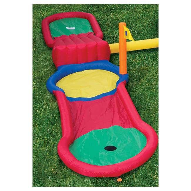 13918B Banzai Inflatable Mini Golf Adventure Park 3