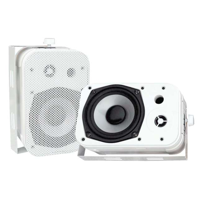PDWR40W Pyle PDWR40W 5.25-Inch Indoor/Outdoor Waterproof Speakers (Pair)