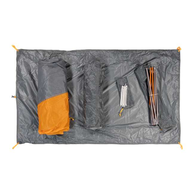 09M2OR01B Klymit 09M2OR01B Maxfield 2 Person 3 Season Lightweight Backpacking Camping Tent 4