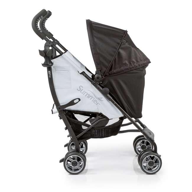 21853 Summer Infant 3Dflip Convenience Stroller, Double Take 7