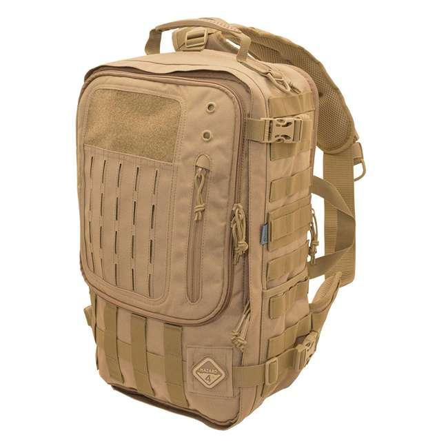 BKP-SWTC-CYT Hazard 4 Progressive Tactical Gear Sidewinder Full Sized Laptop Bag, Coyote