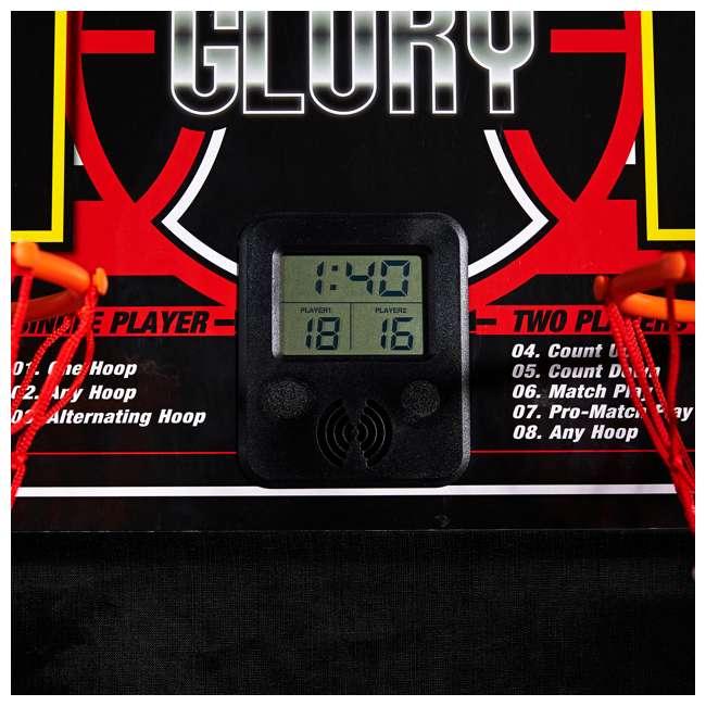 BBG019_018P Lancaster 2-Player Electronic Arcade 3-in-1 Basketball, Football, Baseball Game 1