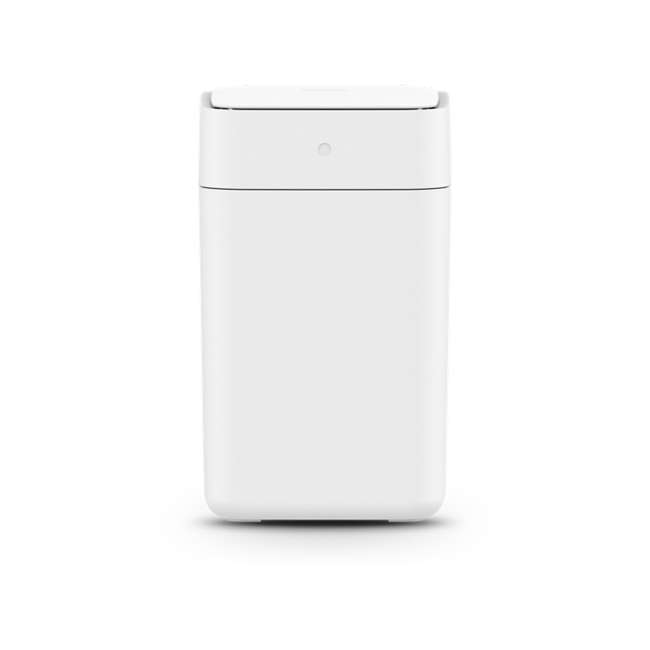 KTN901X0H TOWNEW Electric Motion Self-Sealing & Self-Changing Kitchen Trash Can, White 2