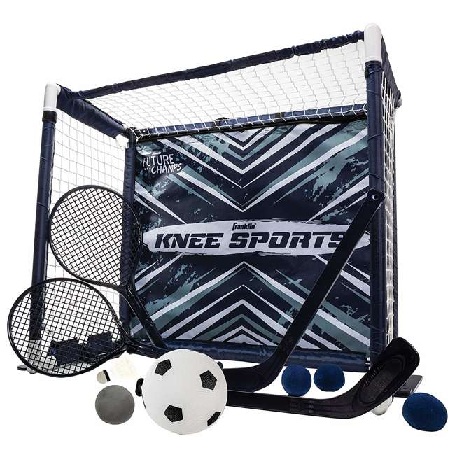 60174 Franklin Future Champs 6-in-1 Knee Sports Combo Set