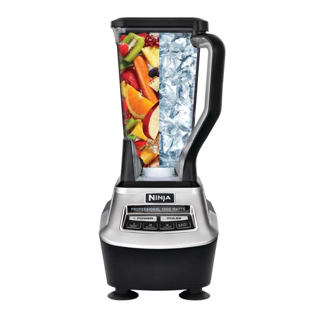 BL773CO_EGB-RB + XPB600W Ninja Blender Package with Cookbook (Certified Refurbished) 2
