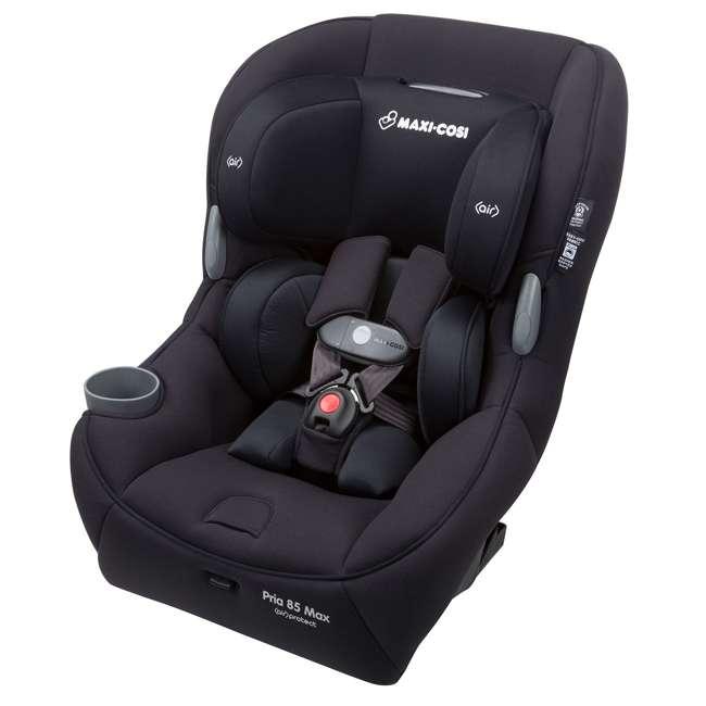 CC213EMJ Maxi-Cosi Pria 85 Max Convertible Car Seat, Night Black