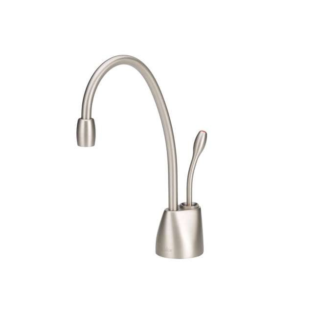 F-GN1100SN [Copy 2] InSinkErator GN1100SN Hot Water Tap, Satin Nickel 2