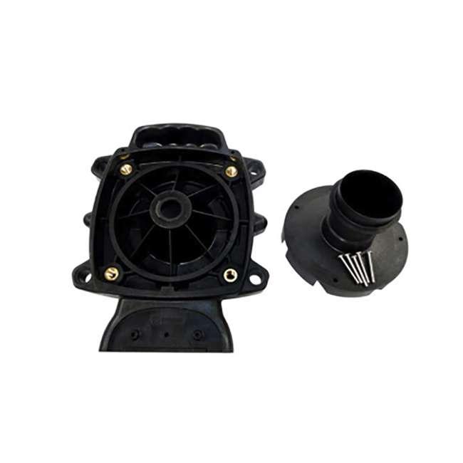 SPX2700EKIT Hayward SPX2700EKIT Seal Plate Kit for SP2700X Series Max Rated Pool Pumps