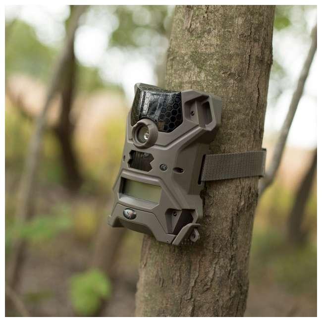 WGI-V12I77 Wildgame Innovations Vision Lightsout 12MP Game Camera, Brown 4