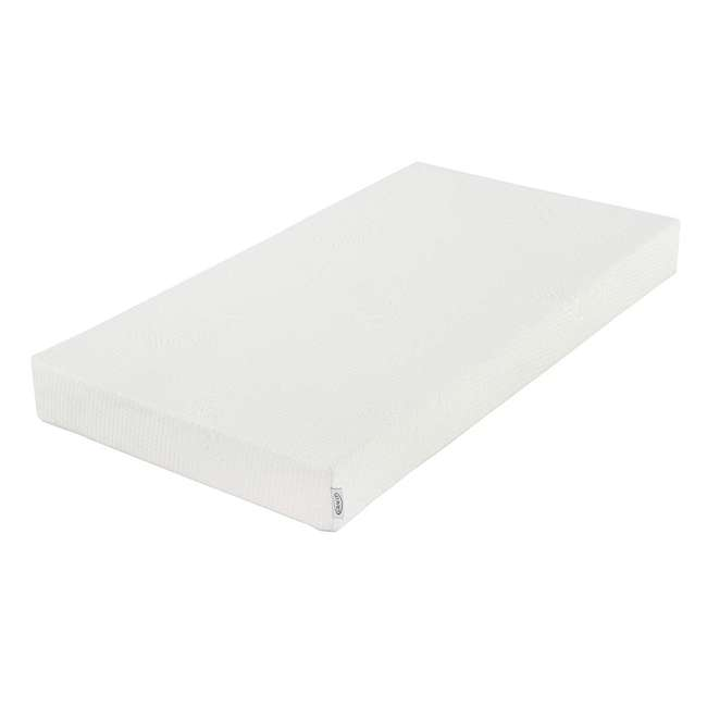06711-300 + 04530-661 Graco Crib d Mattress & Graco Stanton 4-in-1 Convertible Crib 1
