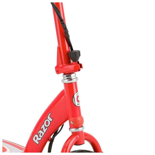 13113697 Razor E300 Electric Motorized Scooter, Red (2 Pack) 6