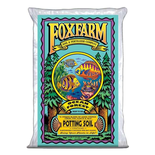 12 x FX14000 FoxFarm FX14000 Ocean Forest Plant Garden Potting Soil Mix 40 pounds (12 Pack) 1
