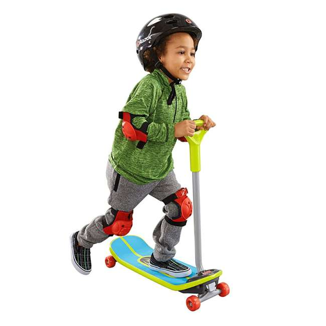 DYH05 Fisher-Price Kids Convertible Grow to Pro 3-in-1 Skateboard 2
