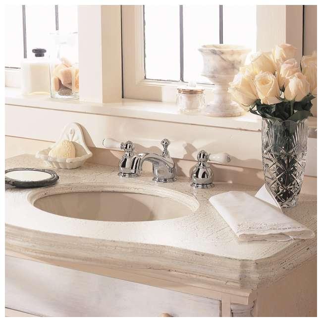 "7871712.002-OB American Standard Hampton 2 Handle 8"" 3 Hole Mount Bathroom Faucet(OPEN BOX) 1"