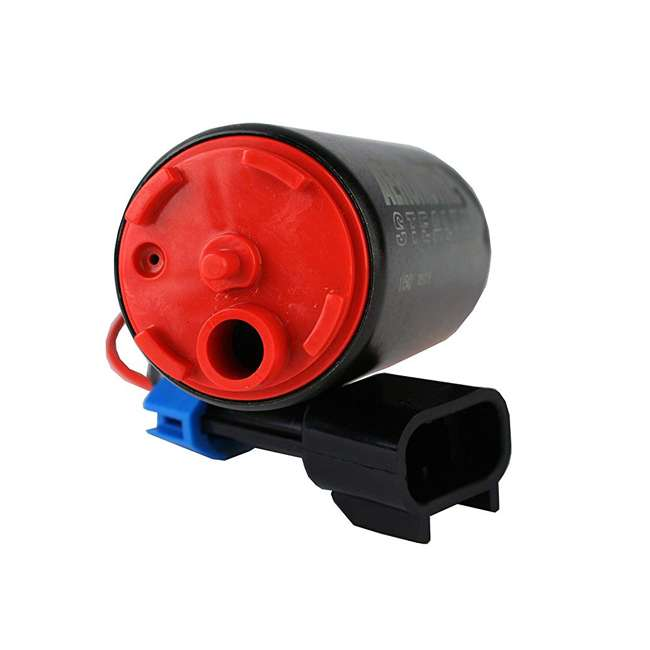 AERO-11542 Aeromotive 340 Series Stealth Vehicle In-Tank Center Inlet E85 Fuel Pump System 2