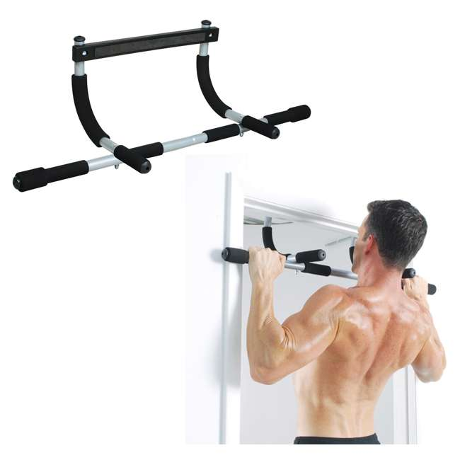 IRON-GYM Iron Gym Total Upper Body Fitness Workout Bar