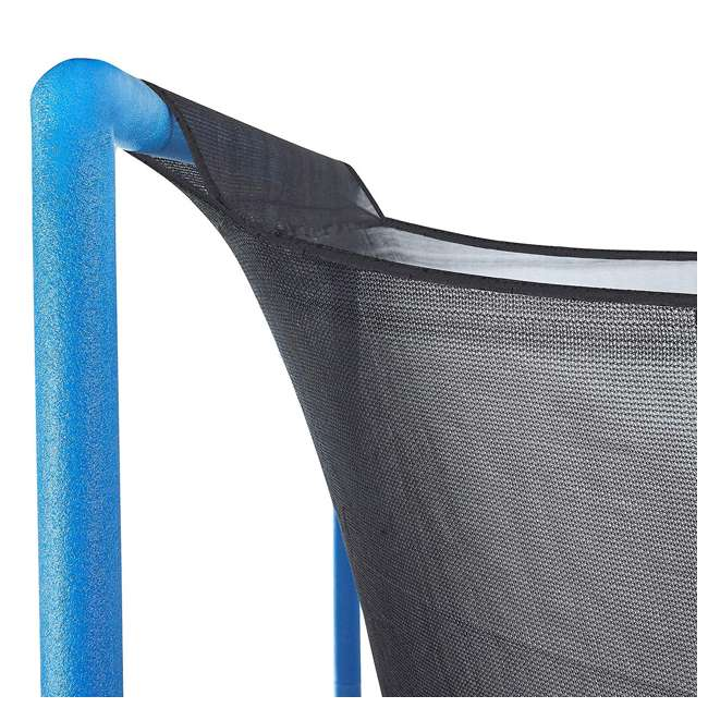 UBNET-13-4-AST Upper Bounce Trampoline Replacement Net for 13-Foot Round Frames with 4 Arches 1