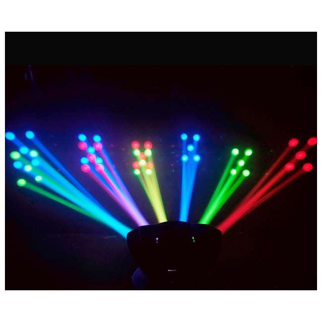 DERBY-X-RB Chauvet DJ Derby X 90-LED Rgb DMX-512 Strobe Light Pro Club Lighting Effect 5