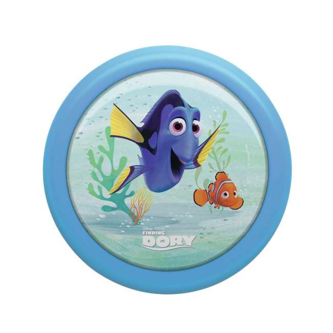 PLC-7192435U0 + PLC-7176736U0 Philips Disney Pixar Finding Dory Wall Light w/ Philips Disney Pixar Flashlight 1