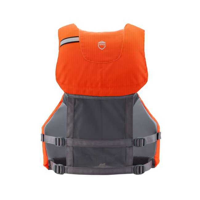 NRS_99999_03_975 NRS Chinook Fishing Life Vest, Small/Medium, Orange 1