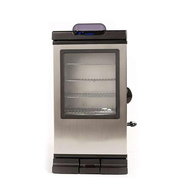 20072115 Masterbuilt 20072115 Bluetooth Digital Display 30 Inch Stainless Electric Smoker