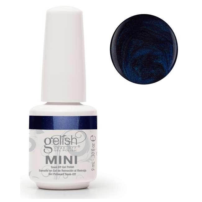 6 x 04304-Caution Gelish Mini Caution UV LED Gel Nail Polish Bottle, 0.3 oz (6 Pack) 1