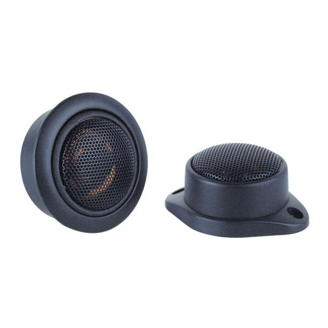 TW12-BOSS Boss 200 Watt 1-Inch Micro Dome Tweeters (Pair) | TW12