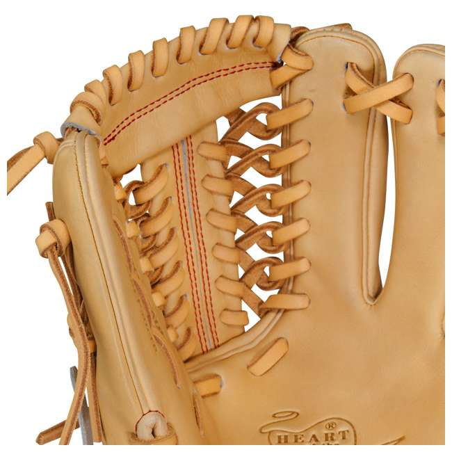 PRO205-4C Rawlings Heart of the Hide 11.75-Inch Infield Adult Baseball Glove 3