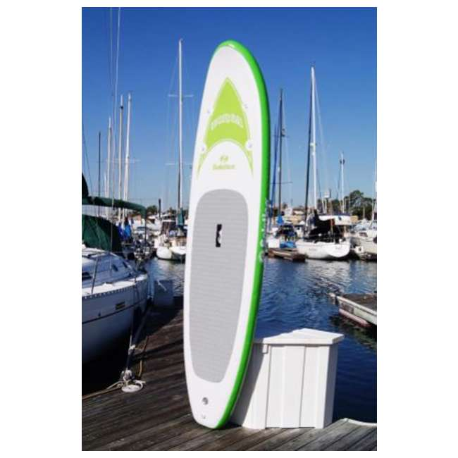 35132 Solstice Tonga Inflatable Stand-up Paddle Board (2 Pack) 4