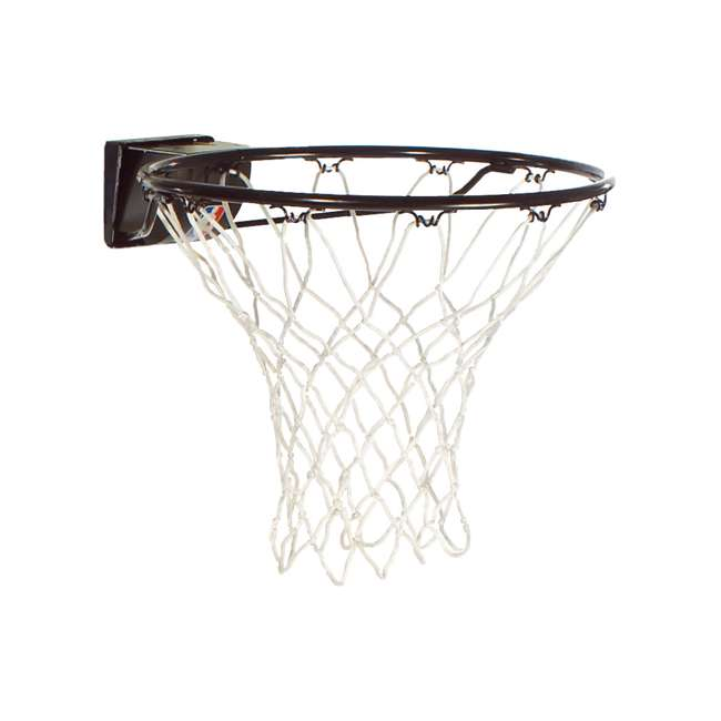 7888BS Spalding Pro Slam Basketball Rim Black