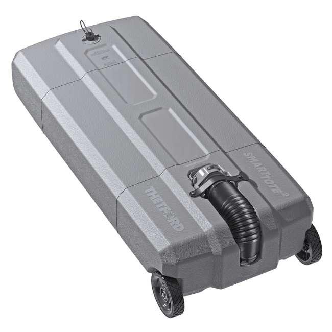 40503 SmartTote2 40503 2 Wheel 35 Gallon Portable RV Sewage Waste Tank Tote Carrier