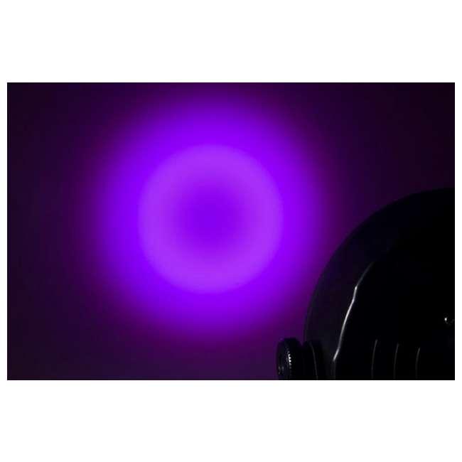 Slim-Par64 Chauvet SlimPar 64 LED DMX Slim Par Can Stage Pro DJ RGB Lighting Effects (Pair) 6