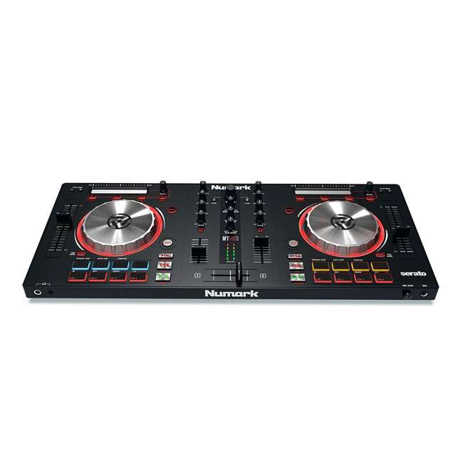 MixTrack Pro III-OB Numark All-In-One Mixtrack Pro 3 DJ Controller  3