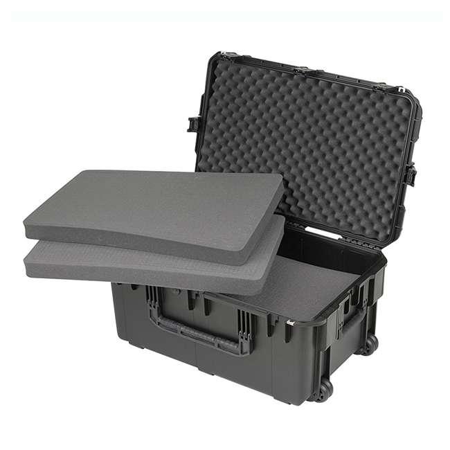 3i-2918-14BC SKB Cases iSeries Pro Audio Large Wheeled Waterproof Utility Case 4