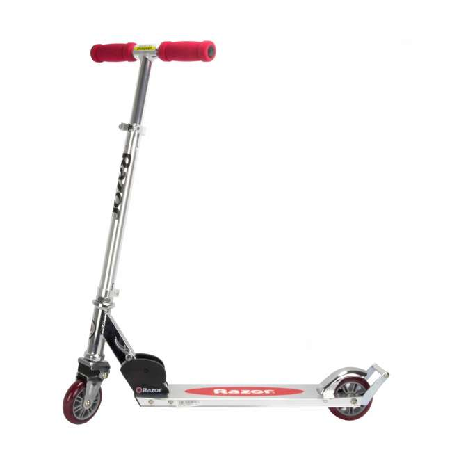 13003A2-RD Razor A2 Aluminum Kick Scooter Boys/Girls (Red) 1