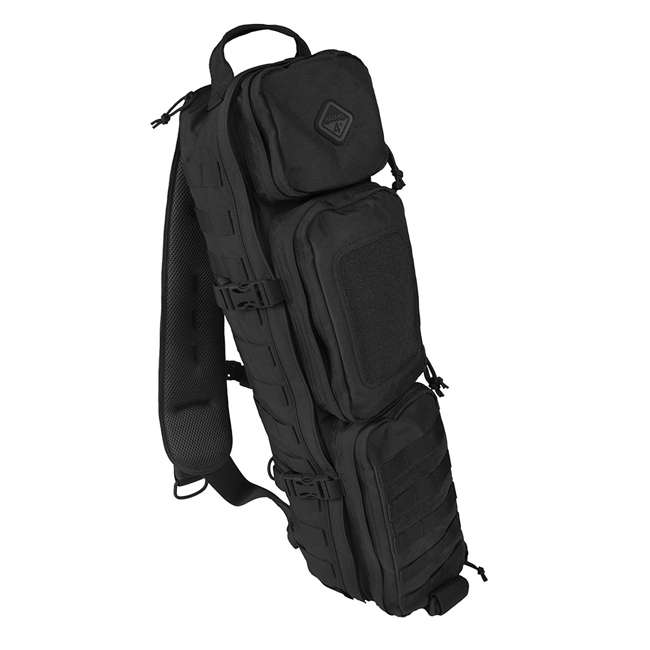 EVC-TKD-BLK Hazard 4 Progressive Tactical Gear Evac Series Takedown Carbine Backpack, Black