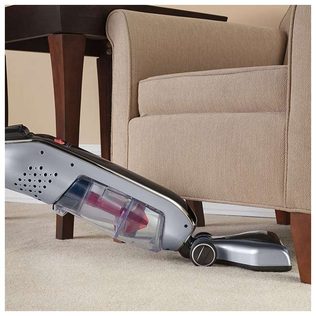 BH50010_EGB-RB Hoover LiNX Cordless Low Profile Brushroll Stick Vacuum (Certified Refurbished) 4