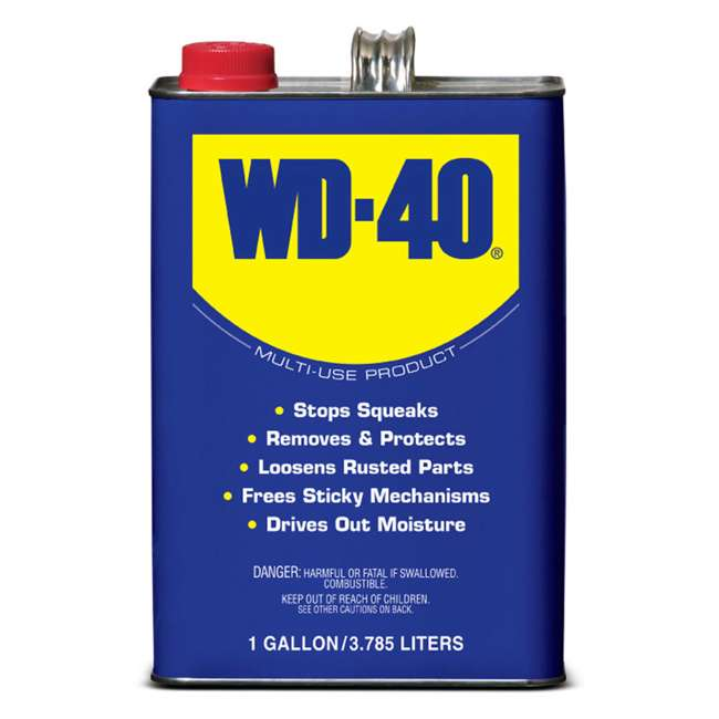 WD-490118 WD-40 490118 Multi Use Heavy Duty Soaking Dipping Lubricant Product, 1 Gallon 1