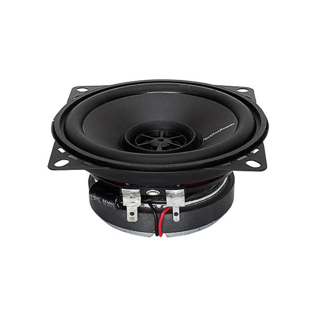 6 x R14X2 Rockford Fosgate R14X2 4-Inch 60W 2-Way Full Range Speakers (Pair) (6 Pack) 6