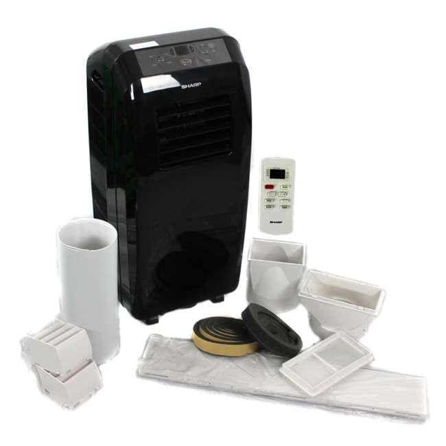 Sharp CV10CTX Portable Electric Air Conditioner (Refurbished) | 10,000 BTU